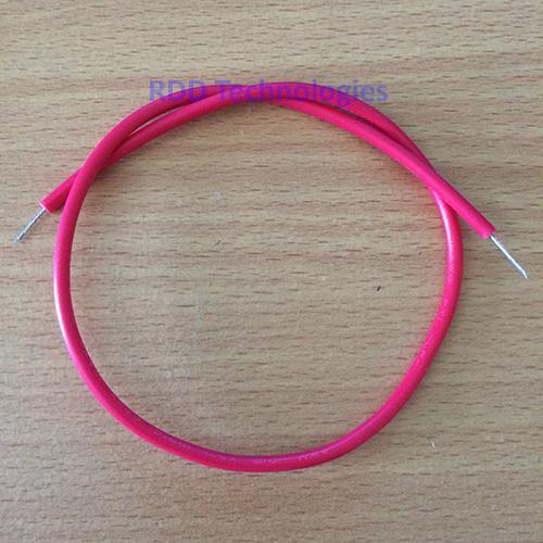 Kabel AWG-18 single warna Merah | RDD Technologies